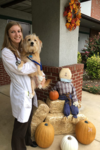 Dr. Daria Olinger of Dumfries Animal Hospital - Dumfries Virginia
