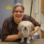 Dumfries Animal Hospital Groomer Lindsey - Dumfries Virginia